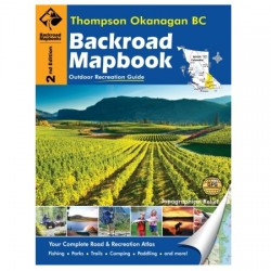 BACKROAD-Thompson Okanagan BC 2nd Edition