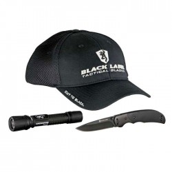 BROWNING-Knife Cut to Black Combo 320136BL