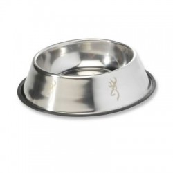 BROWNING-Water Bowl Non-Tip Stainless