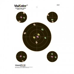 CHAMPION-Visicolor Target Sight With 4 Extra Bullseyes 45827