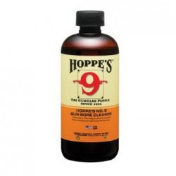 HOPPES-No.9 Solvent Bore Cleaner 1 Pint 916CN
