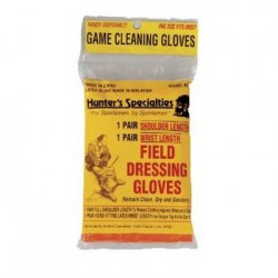 HUNTERS-Hunters Field Dressing Gloves