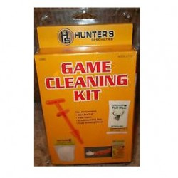 HUNTERS-Hunters Game Cleaning Kit 01172