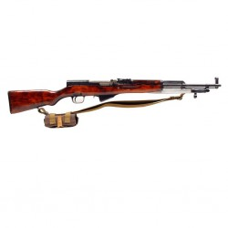 RUSSIAN-SKS Refurbished Semi-auto 7.62x39mm