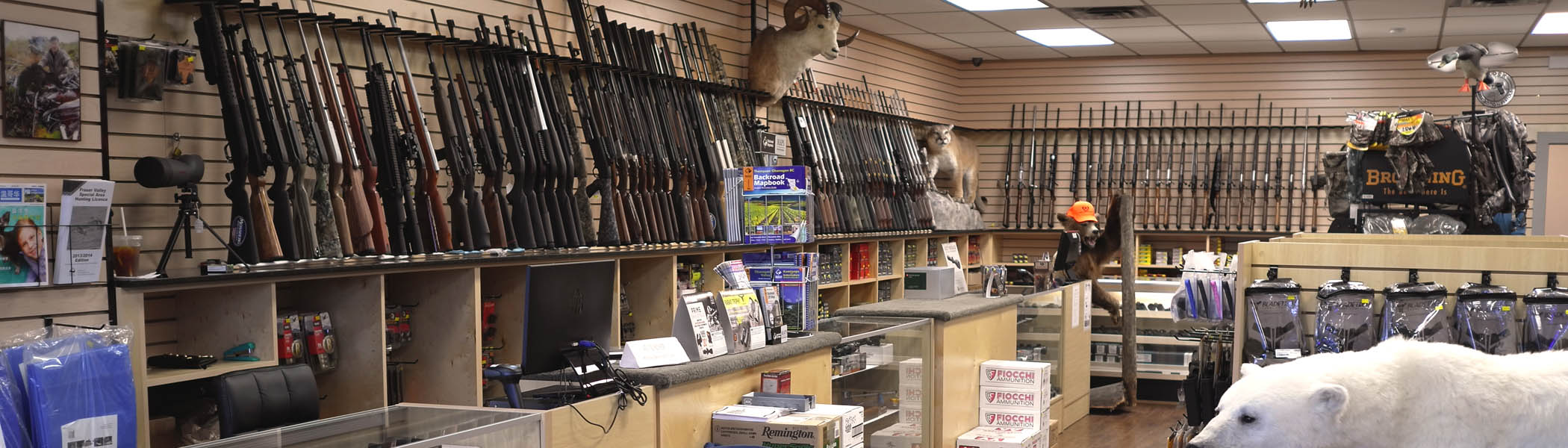 West Coast Hunting, Richmond Gun Shop