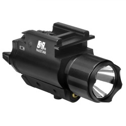 NCSTAR TACTICAL RED LASER 120LU