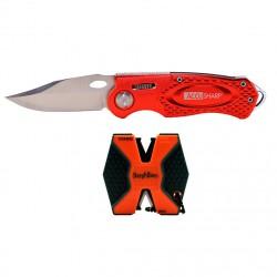 ACCUSHARP 2-STEP KNIFE SHARPENER ORG 00454