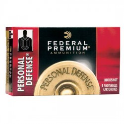 FEDERAL 12GA 2,3 4 BUCKSHOT 1145FPS PD13200