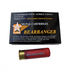 TRU FLARE-Bearbanger 12Ga 70 mm 2 3 4 5P