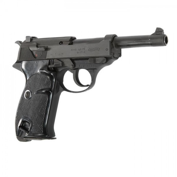 WALTHER P1 9mm 8 RD