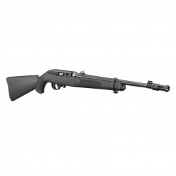 RUGER 10-22 TAKE DOWN SYN 50YEARS BLK
