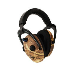 WALKER'S QUAD POWER MUFFS CAMO 50DB