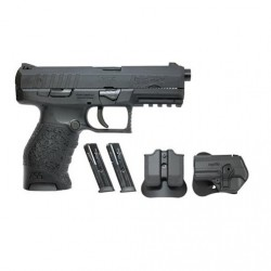 WALTHER PPX M1 9MM KIT BLACK