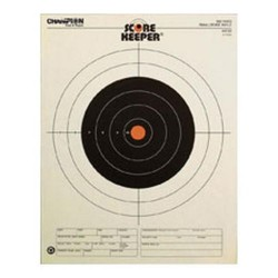 CHAMPION 100YD SMALLBORE RIFLE TARGET
