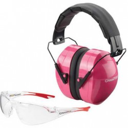 CHAMPION EYES&EARS COMBO PINK