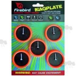 FIVE-FIREBIRD-MAGPLATES