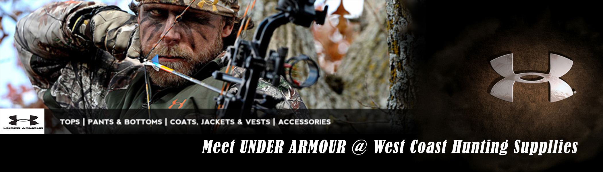 West Coast Hunting, Richmond Gun Shop,under armour