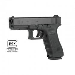 Glock 17 FXD 5.5lb 2cm Classic Finger Grv&Rail 9mm