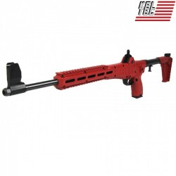 Kel-Tec Semi Auto .9mm Rifle Limited red