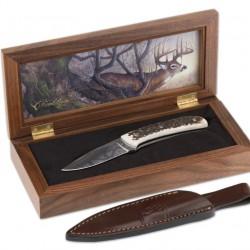 Browning knife, whitetail led ed 2015