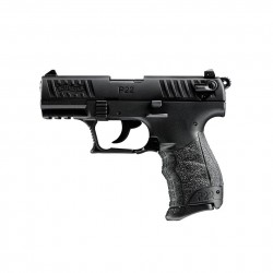 Walther P22Q Target Black 127mm Brl