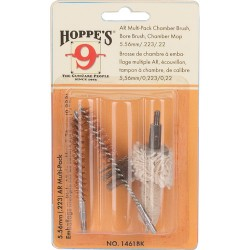 hoppes_1461bk_brush_and_mop_kit