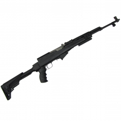 Soviet SKS Rifle 7.62x39 with Tapco Stock