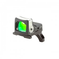 TRIJICON-RMR-Reflex-Sight-9-MOA-Dual-Illuminated-Amber-Dot-with-RM35-ACOG-mount-Left-Side-View-RM05-35-Pic1