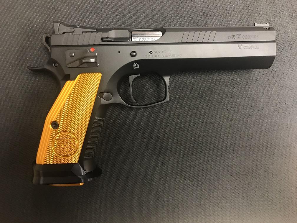 cz custom shop 9mm tactical sport