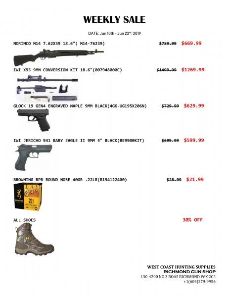weekly sale model-1