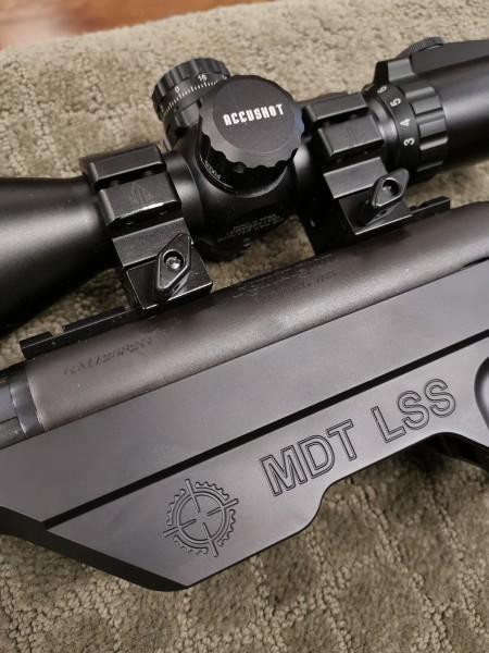 [excellent}Remington 783 223REM with scope