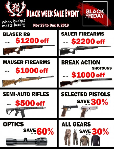 annual sale flyer