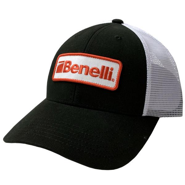 0855-001-Benelli-Black-White-Hat